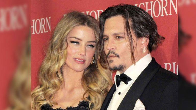 Se anula solicitud de Johnny Depp por rechazar la demanda de 100 millones de Amber Heard