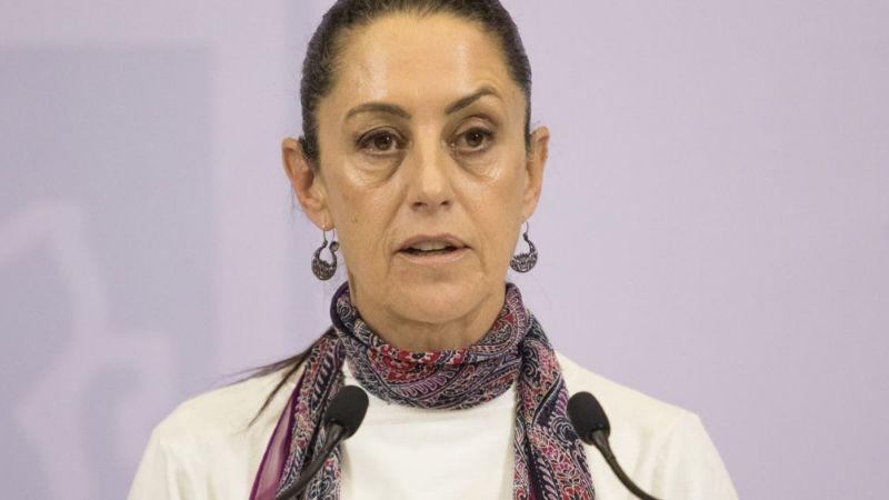 Sheinbaum afirma que no es personal la investigación en contra de Raymundo Collins
