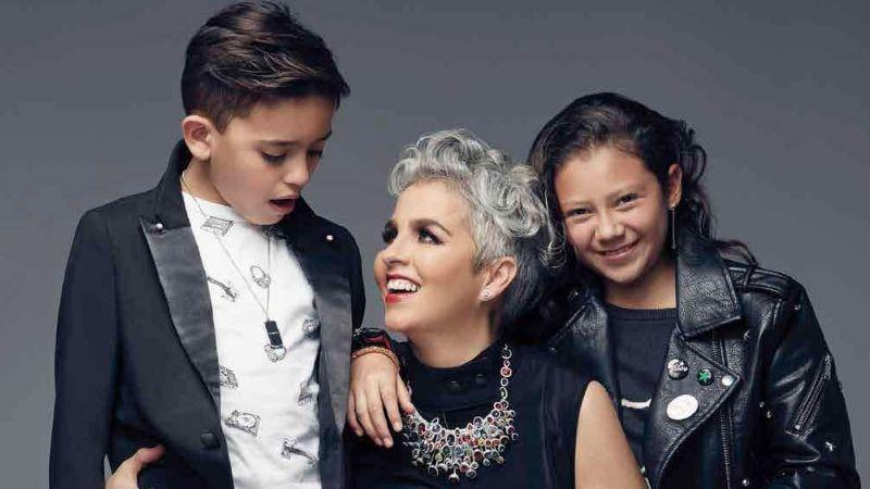 Federica Quijano revela que su hijo, Sebastián, desarrolló el autismo con los años