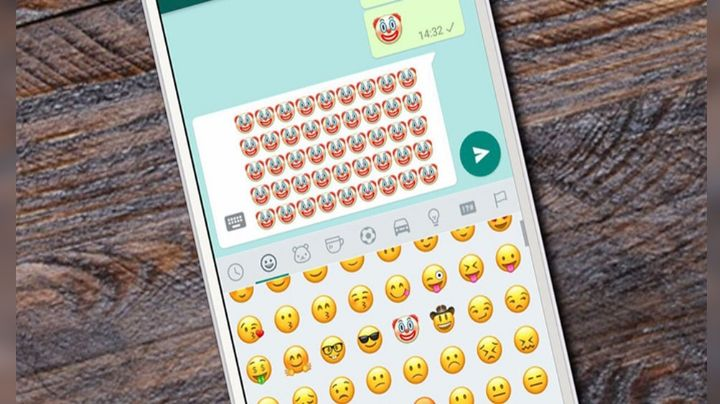 ¿Quedaste? Este es el significado del emoji del payaso en WhatsApp