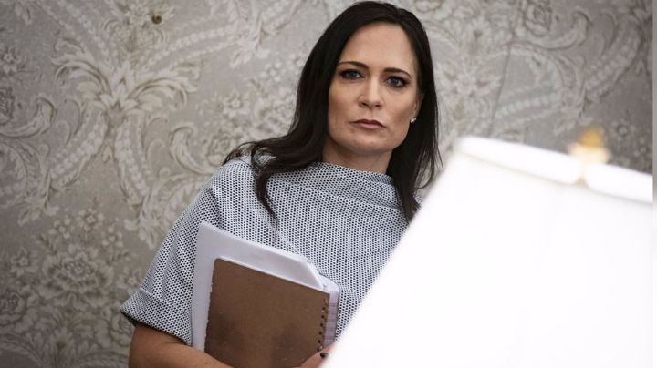 Tras protestas en el Capitolio, Stephanie Grisham renuncia a su cargo como jefa de Gabinete