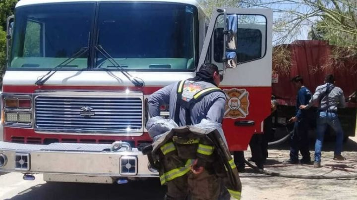Hermosillo: Incendio en vivienda cobra la vida de una persona de la tercera edad