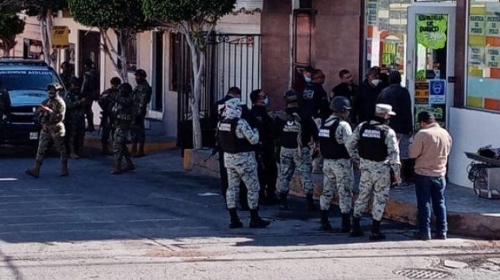 Entre balazos, comando armado priva de la libertad a empresario en Guaymas