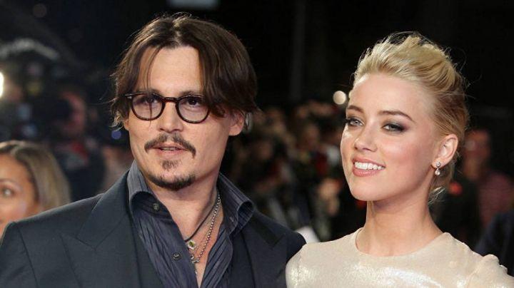 Johnny Depp acusa a Amber Heard de robar 7 millones de dólares y mentir que lo dona a caridad