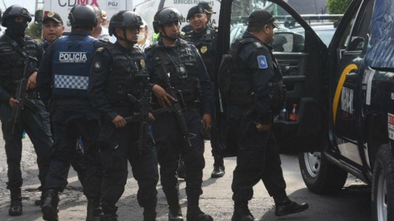 Tras balacera, detienen a 19 personas por atacar a a policías en Tlalpan