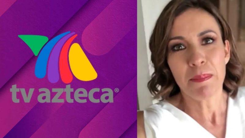 """TV Azteca habría vetado a Ingrid Coronado por """"malagradecida"""" al aparecer en Televisa"""