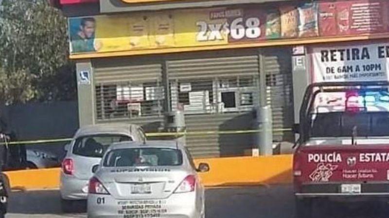 Asaltantes ejecutan a guardia de 61 años por intentar frustrar atraco en Puebla
