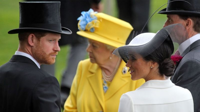Reina Isabel II haría imposible una reunión con el Príncipe Harry y Meghan Markle para el Megxit