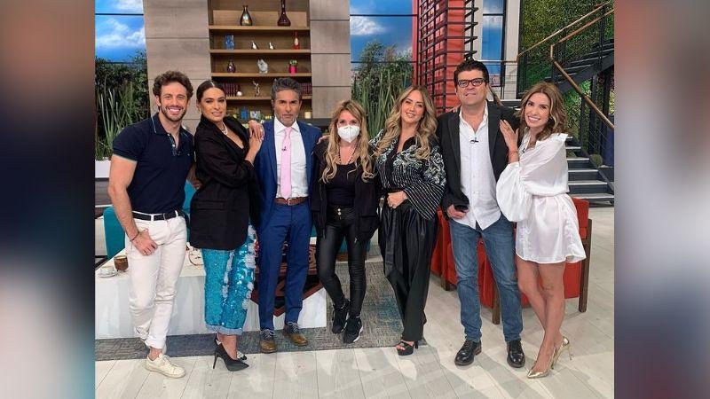 Productora de 'Hoy' revela que Jorge 'El Burro' Van Rankin se queda en 'Hoy'