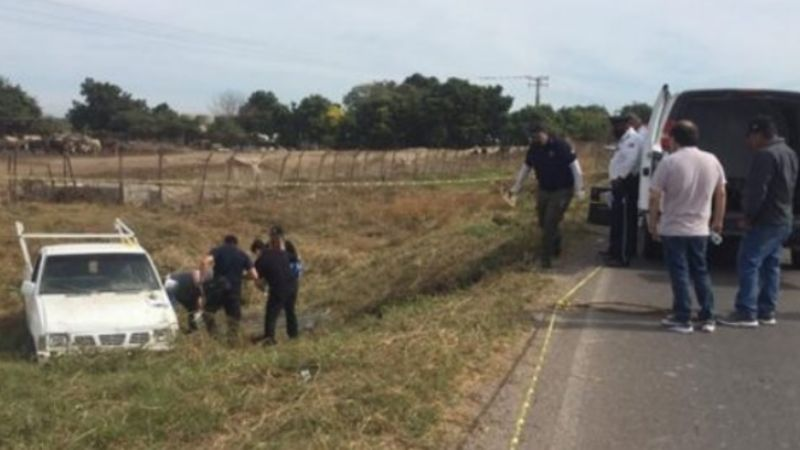 Sinaloa: Muere menor de 10 años aplastado por la camioneta en la que viajaba