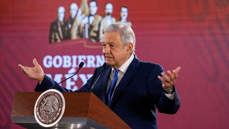 """""""Es un plan que tenemos"""": AMLO asegura que México va a renovar hidroeléctricas"""