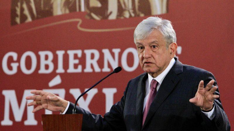 Pese a caos y disturbios en Capitolio, AMLO afirma que el peso y la economía siguen estables