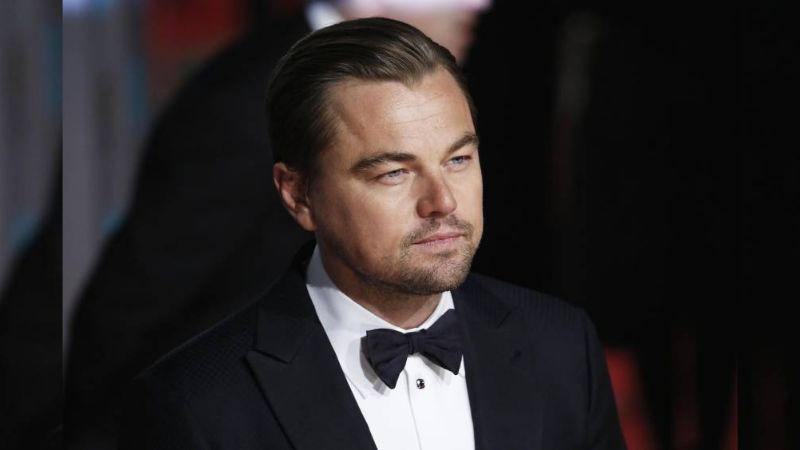 Leonardo DiCaprio luce completamente irreconocible y sus fanáticos están impactados