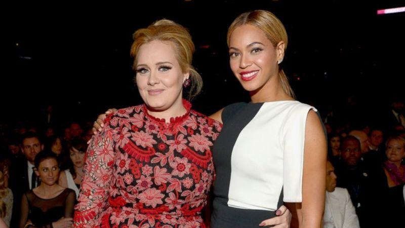 Adele cumpliría su sueño y este 2021 colaboraría con Beyoncé en nuevo tema musical