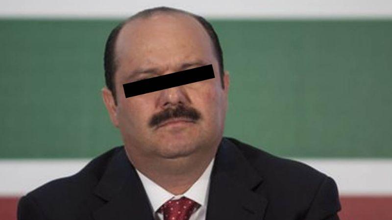 César Duarte busca no ser extraditado a México por temor al crimen organizado
