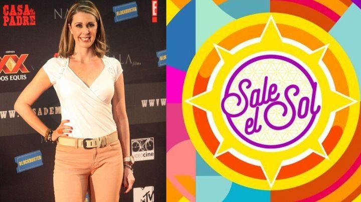 Atala Sarmiento, tras veto de 'Ventaneando' e irse a España, vuelve a la tv en 'Sale el Sol'