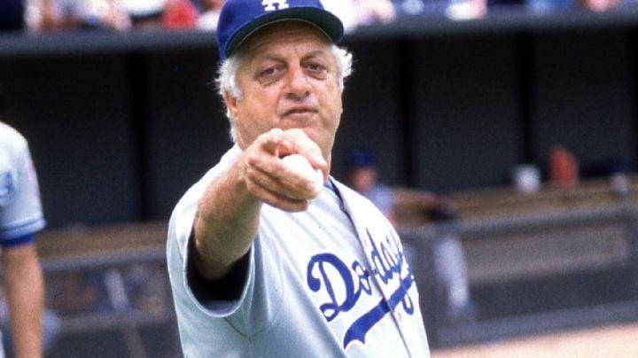 Los Ángeles Dodgers, de luto por el fallecimiento del legendario Tommy Lasorda