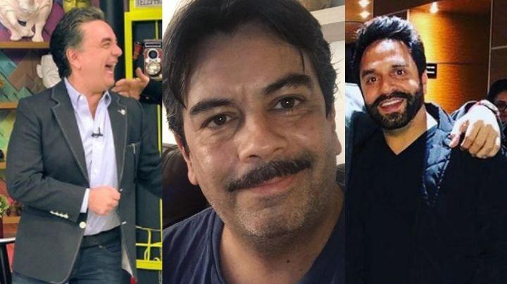 Carlos Espejel, Reynaldo Rossano y Pier Angelo volverían a Televisa con nuevo programa