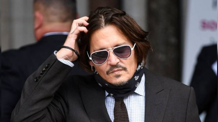 Johnny Depp enfrenta otro drama, mujer entra a su casa y trata de robar sus pertenencias