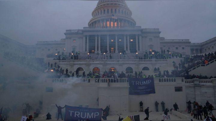 Capitolio: Estas fotos y videos demuestran como luce después de sufrir ataque