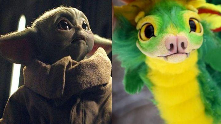 Adiós Baby Yoda: Ahora es Baby Quetzalcóatl la sensación de redes sociales