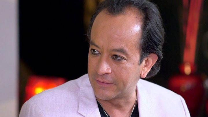 Germán Ortega confiesa que él y su familia tuvieron que enfrentarse a los síntomas del Covid-19