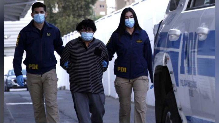 Detienen en Chile al presunto feminicida de Itzel Monroy tras quitarle la vida a otra mujer