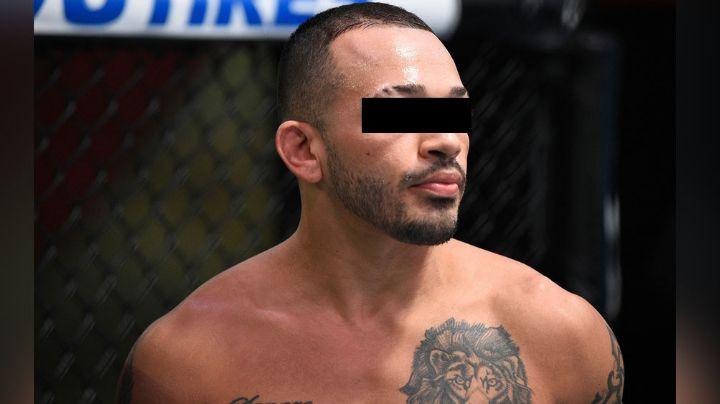 Estos son los logros de Irwin Rivera, el peleador mexicano de UFC acusado de intento de feminicidio