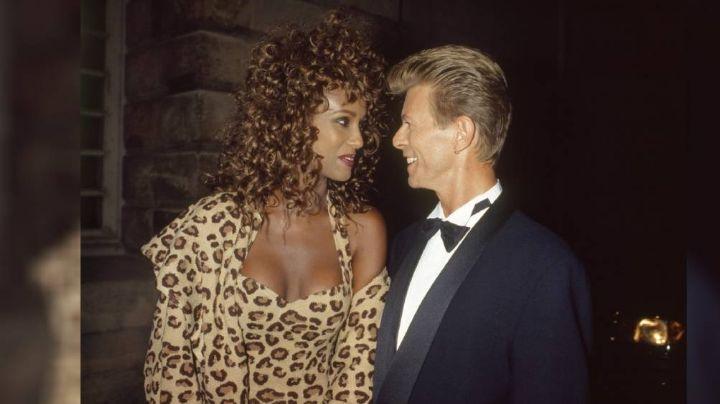 Iman, la viuda del legendario David Bowie, afirma que nunca se volverá a casar