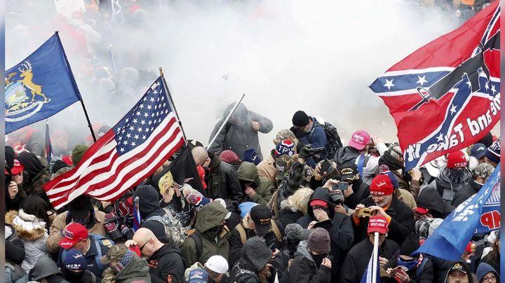 Ataque en el Capitolio pone en alerta a Estados Unidos por lo que puede suceder el día 20