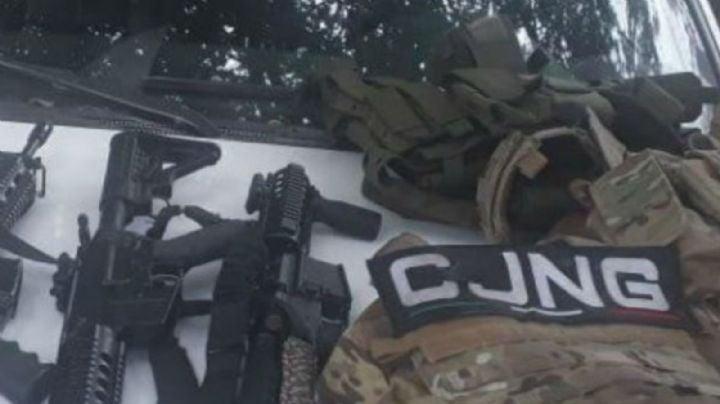 Sicarios del CJNG torturan y ejecutan a mujer del Cartel de Santa Rosa de Lima