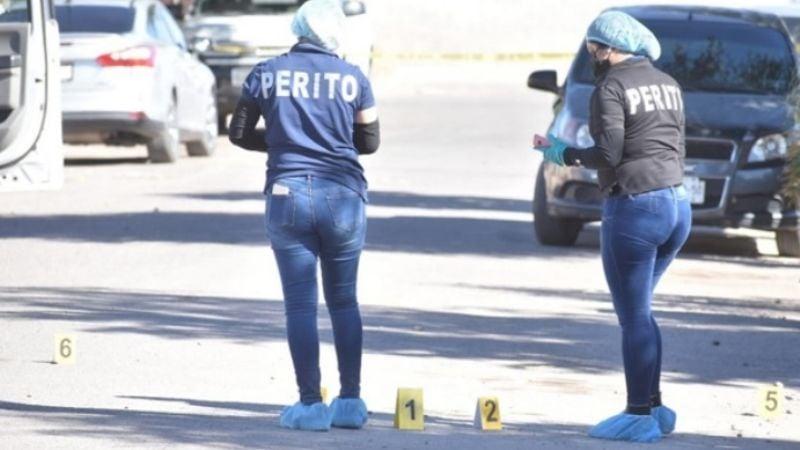 Obregón: Con 'cuerno de chivo' asesinan a Óscar en la San Gabriel