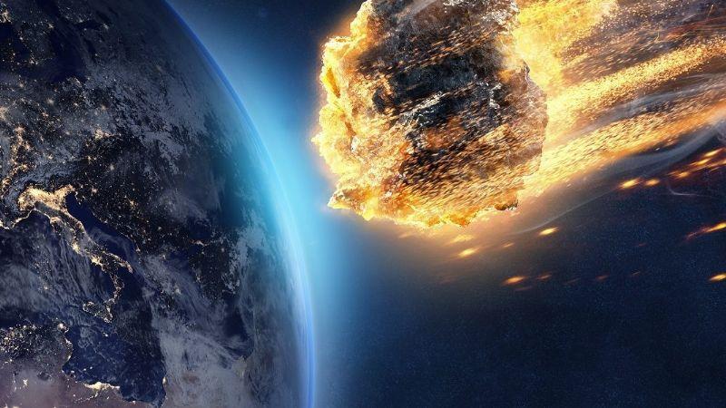 La NASA advierte que un asteroide podría impactar con la tierra en 2022
