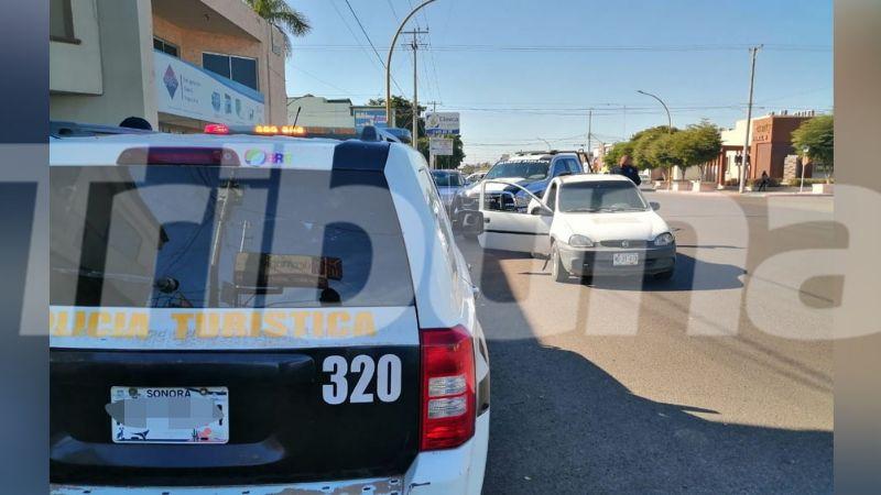 Hombres desconocidos despojan de efectivo a empleados de Oomapas en Ciudad Obregón