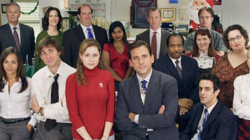 'The Office': Revelan escenas inéditas de la serie y se viraliza en redes