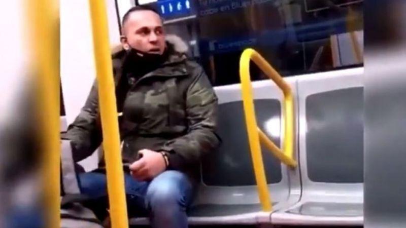 VIDEO: Hombre protagoniza ataque racista contra una mujer latina en el Metro de Madrid