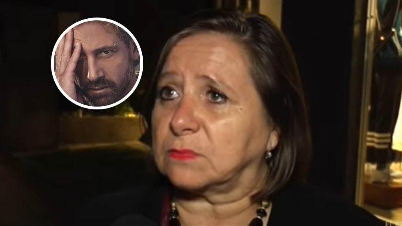 """""""Me da vergüenza"""": Mamá de Geraldine habla del video íntimo de Gabriel Soto"""
