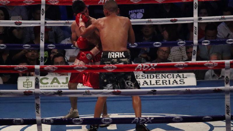 El 'Magnífico' Díaz pelearía por el campeonato mundial interino del CMB en marzo