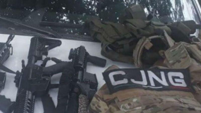 FUERTE VIDEO: En venganza, CJNG embosca y mata a 7 sicarios de Los Correa; los queman vivos