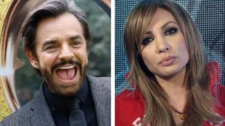Eugenio Derbez se burla del cierre de la cuenta de Twitter de Paty Navidad