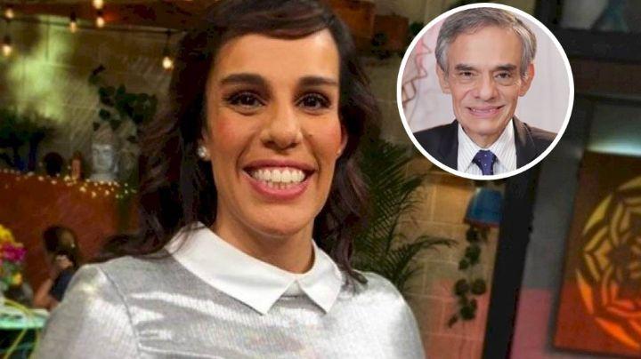 Marysol Sosa presume el gran parecido entre su bebé y su abuelo, José José