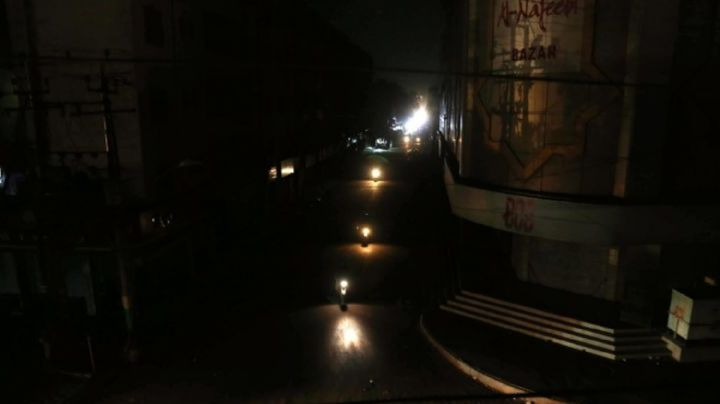 Pakistán vivió un apagón masivo provocado por una supuesta avería eléctrica: VIDEO