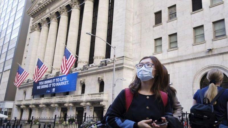 Estados Unidos llega récord de contagios diarios en las últimas 24 horas