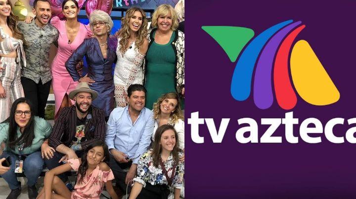 Tras llegar a 'VLA' y duro fracaso, exconductora de 'Hoy' traiciona a TV Azteca y vuelve a Televisa