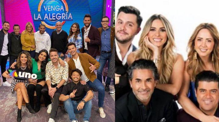 ¡Vuelve a Televisa! Tras 4 años en TV Azteca, conductor renuncia a 'VLA' y los traiciona con 'Hoy'