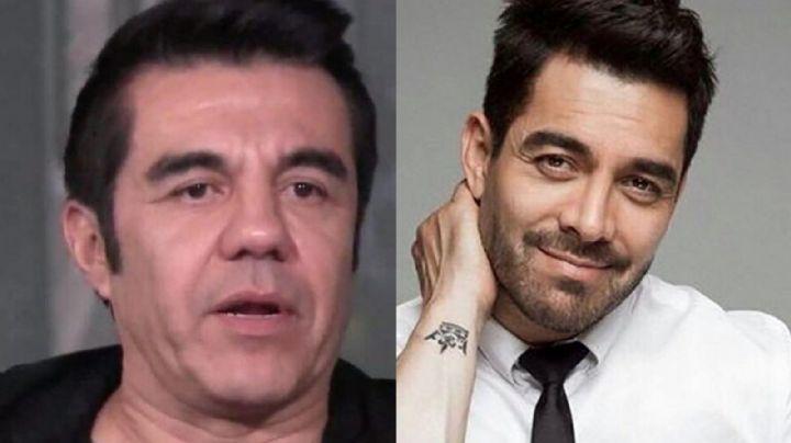 Así reacciona Adrián Uribe tras ser comparado con Omar Chaparro en '¿Quién es la Máscara?'