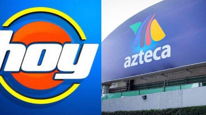 Adiós TV Azteca: Tras fracaso en 'VLA', confirman que exconductora de 'Hoy' sale del aire