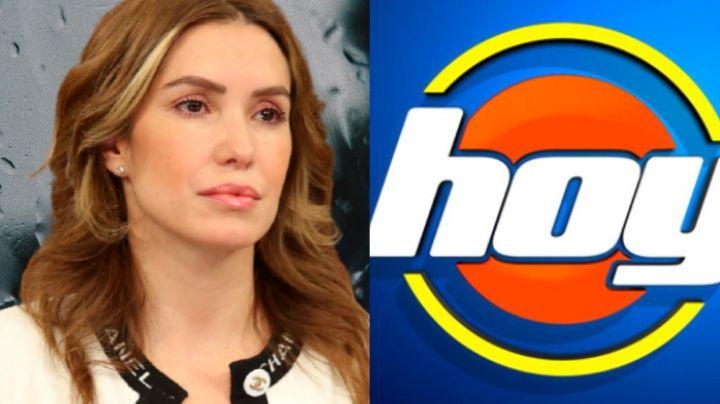 ¿Vuelve a TV Azteca? Escalona confiesa porqué abandonó 'Hoy' y la 'corren' de Televisa