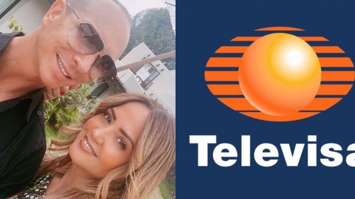 ¿Infiel a Legarreta? Conductora de 'Hoy' habla de más y exhibe a amante de Erik Rubín en Televisa