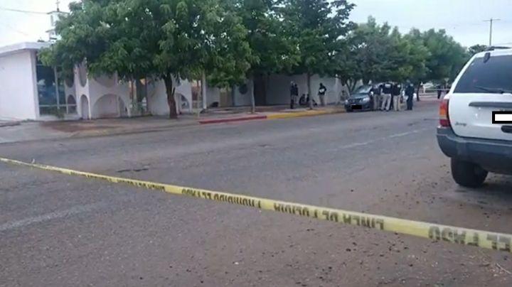 Terror en Sonora: A primeras horas, fuego cruzado deja a una mujer sin vida en Cajeme